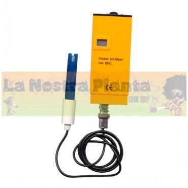 Medidor de PH Sonda Wassertech