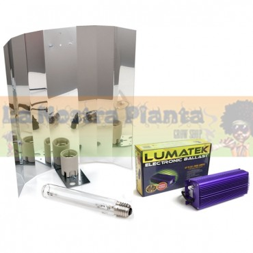 KIT ELECTRONICO LUMATEK CON...