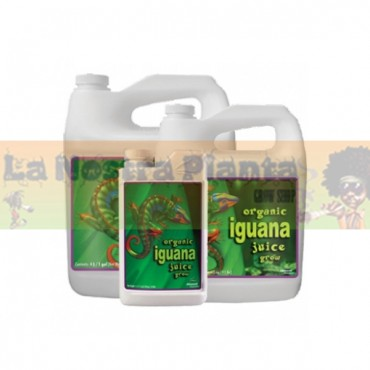 IGUANA JUICE GROW ADVANCED...