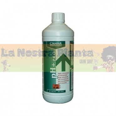 CANNA PH PLUS 1LT